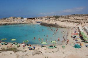 Spiagge e Cale a Lampedusa